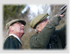 Clay Pigeon shooting tuition
